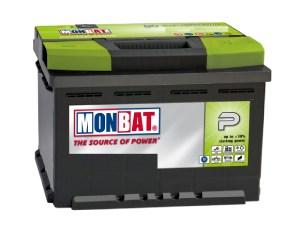 Baterie auto Monbat Premium 60Ah