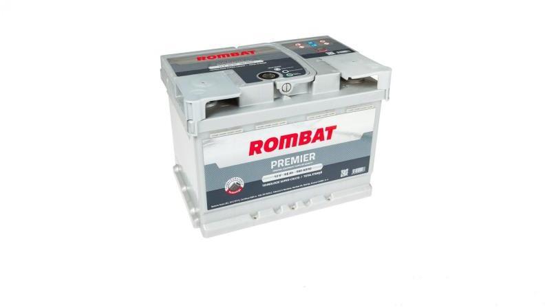 Baterie auto Rombat Premier 55Ah 540A 12V