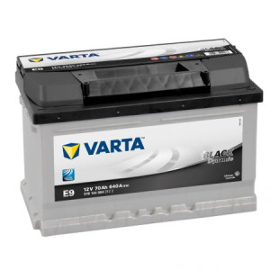 Baterie auto Varta E9 Black Dynamic 70Ah
