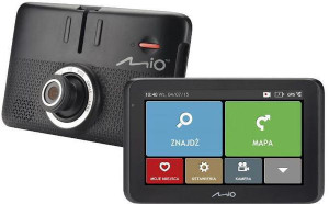 GPS Mio MiVue Drive 55