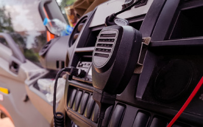 microfon statie auto