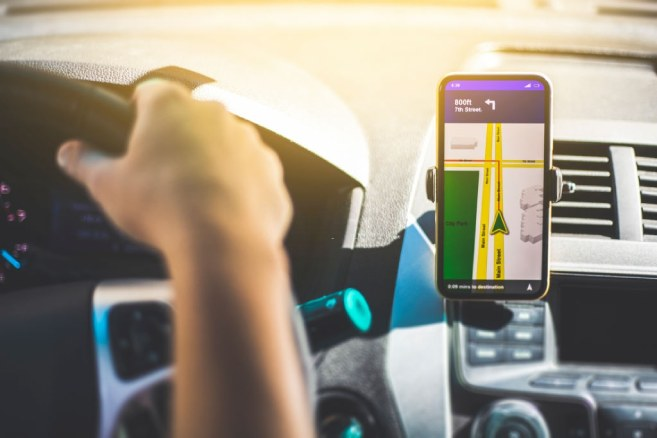 istoria GPS ului